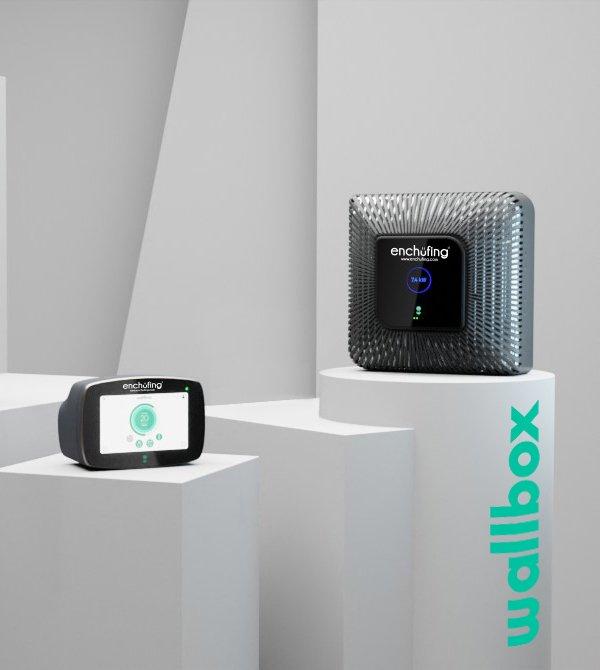 wallbox-enchufing